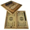 3 в 1, шахматы, нарды и шашки