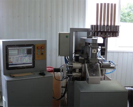 Токарный автомат по производству шахмат