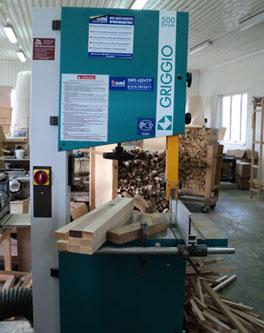 Пила для роспуска древесины